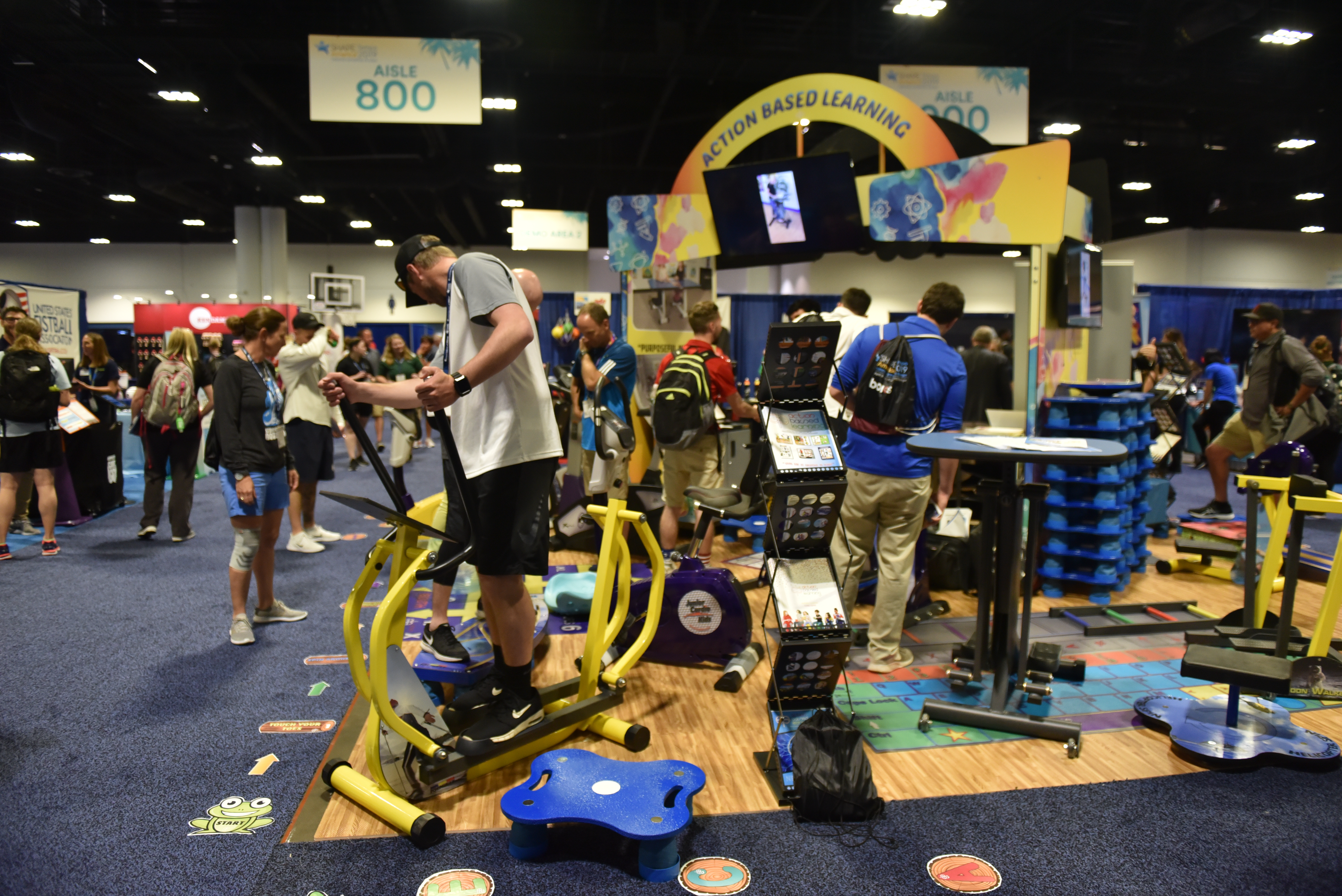 Action Based Learning Booth