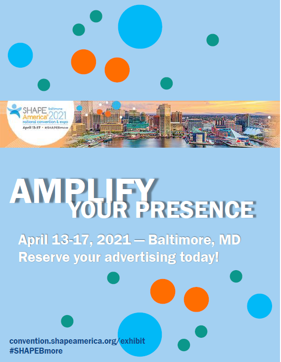 Amplify Your Presence brochure cover image
